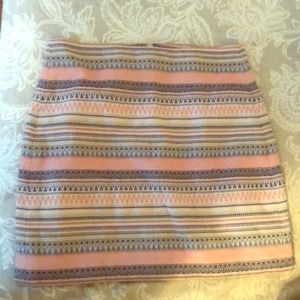 Loft Shift skirt